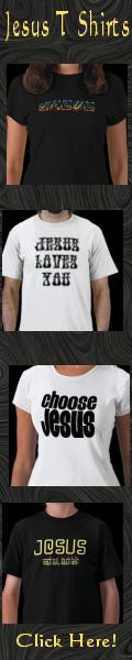 Jesus T Shirts!
